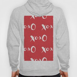 Kisses xoxo Poppy Red Hoody