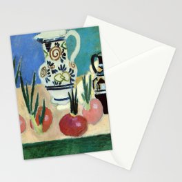 Henri Matisse Pink Onions Stationery Cards