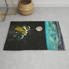 Outer Space Lifestyle Rug