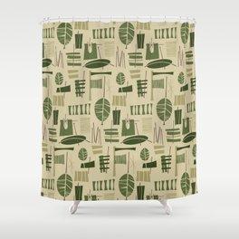 Tafahi Shower Curtain