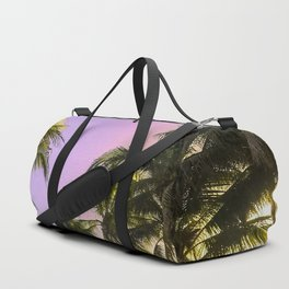 PURPLE AND GOLD SKIES 2 Duffle Bag
