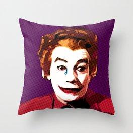 Good Night Sweet Knight. Throw Pillow