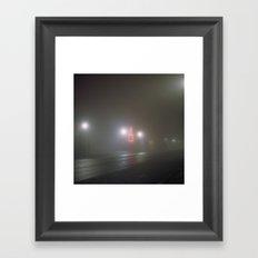 Catonsville, MD Framed Art Print