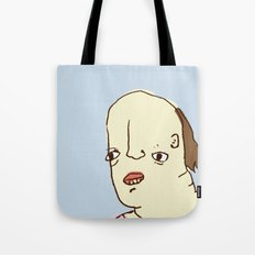I Had A Friend Once Tote Bag
