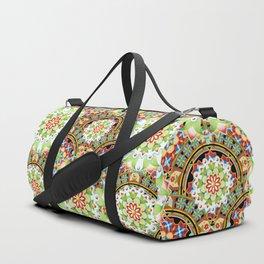 Carnival Mandala Duffle Bag