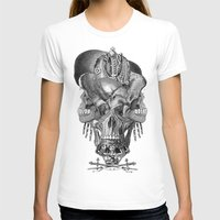 shield T-shirts featuring  Shield by DIVIDUS