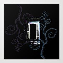 Enchanted Window no3 Canvas Print