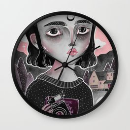 The New Home Wall Clock