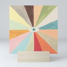 Big Brother - Colors Mini Art Print