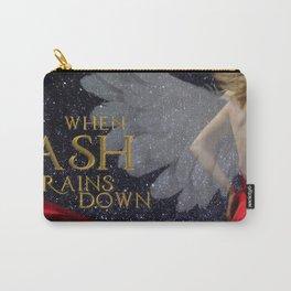 When Ash Rains Down Carry-All Pouch
