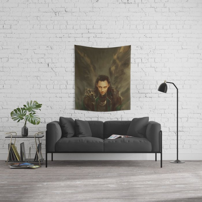 Descension Wall Tapestry