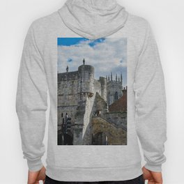 Bootham Bar and York Minster Hoody