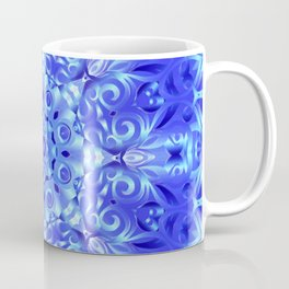 kaleidoscope Star G64 Coffee Mug