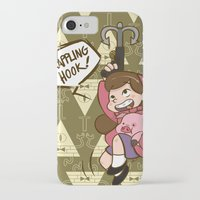 gravity falls iPhone & iPod Cases featuring Mabel Pines - Gravity Falls  by BlacksSideshow