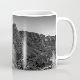 Table Mountain Panorama (Cape Town, South Africa) Coffee Mug