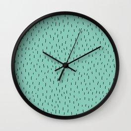 Gertrude Stein - Three Lives Wall Clock