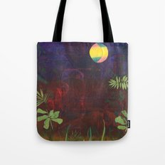 Moon Garden Tote Bag