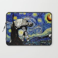 Starry Night versus the Empire Laptop Sleeve