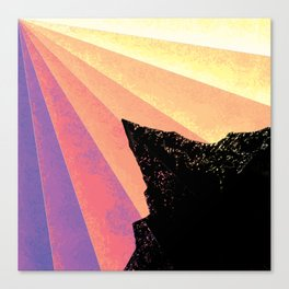 Ray of Sun Canvas Print