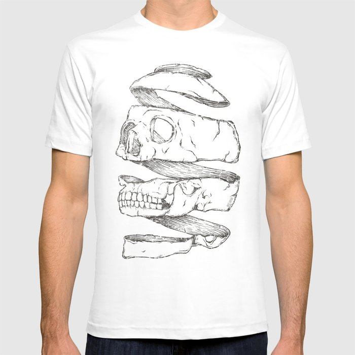 Twister Skull T-shirt
