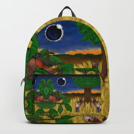 Solar Eclipse Dream Backpack