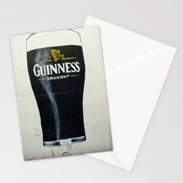 How Many Glasses of Beer on the Wall Stationery Cards