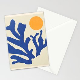 Sunrise Matisse Stationery Cards