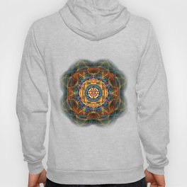 The Sri Yantra - Sacred Geometry Hoody