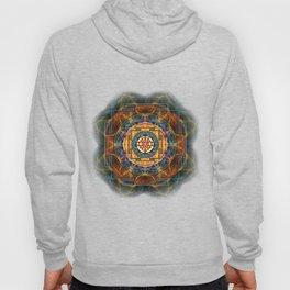 The Sri Yantra - Sacred Geometry Hoody