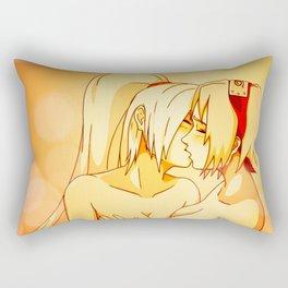 Naruto Ino Yamanaka & Sakura Haruno Rectangular Pillow