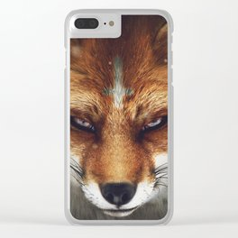 fatalist39 Clear iPhone Case