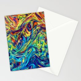 Fluid Colors G254 Stationery Cards