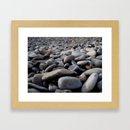 Another Rocks  Framed Art Print