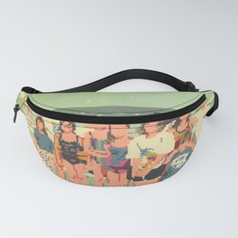 The Land Between Solar Systems Fanny Pack