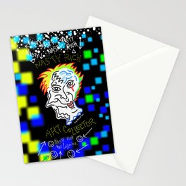 The Abstract Dream Stationery Cards