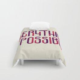 Unlikely Comforters