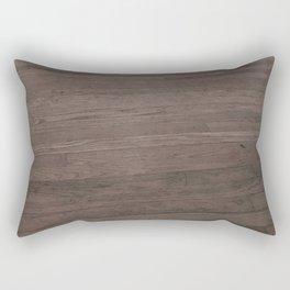 Dance Floor Wood Rectangular Pillow