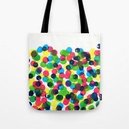 Dot Dot Dot Tote Bag