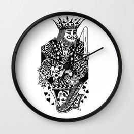Dan , Popa De Pica Damele Wall Clock