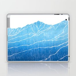Colorado Mountain Ranges_Breckenridge Tenmile Range Laptop & iPad Skin