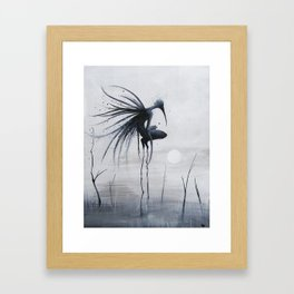 Théodore Framed Art Print