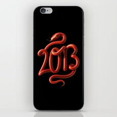 2013 - Year of the Snake iPhone & iPod Skin