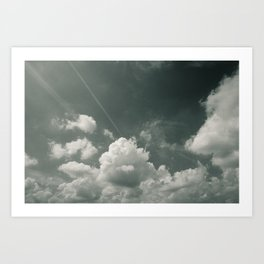 Sea of Cloud Art Print