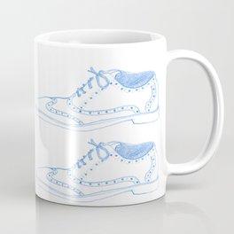 Blue Oxfords Coffee Mug