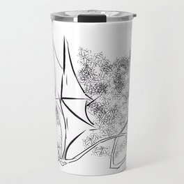 The Happy Dragon Travel Mug