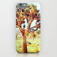 Joshua Tree VG Hills by CREYES iPhone 6s Slim Case