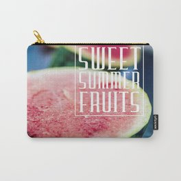 Sweet summer fruits (water melon) Carry-All Pouch
