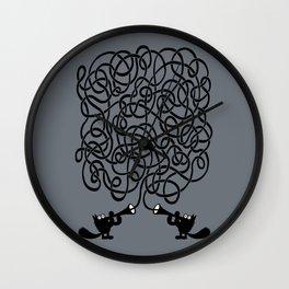 Jammin Wall Clock