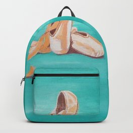 BALLET SLIPPERS ON POINT Backpack