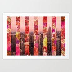 N/Y/C Art Print